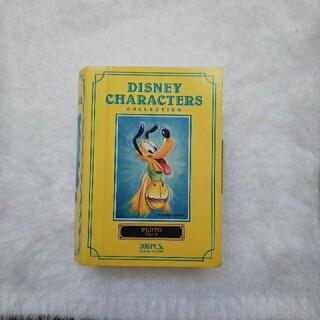 ディズニー(Disney)の本型ボックス ジグソーパズル(プルート)(その他)