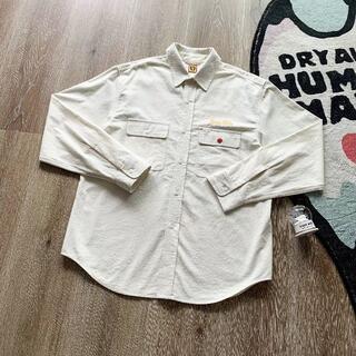 ジーディーシー(GDC)のHUMAN MADE ヒューマンメイド 長袖シャツ(シャツ)