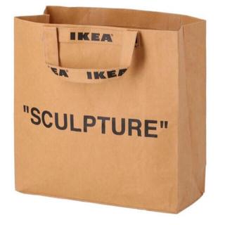 イケア(IKEA)の新品 IKEA バージルアブロー バッグ M サイズ(その他)