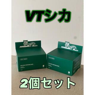 VT シカデイリースージングマスク 30枚 ✖️2個 (パック/フェイスマスク)