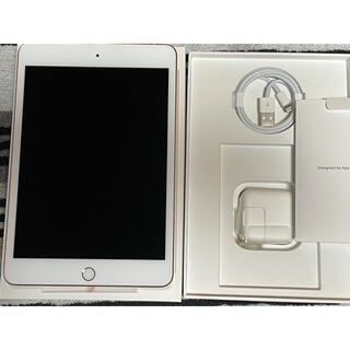 Apple - iPad mini 5 第五世代 ゴールド 64G wi-fi