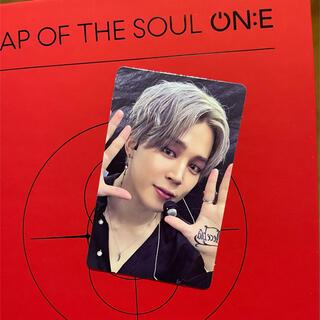 防弾少年団(BTS) - BTS ジミン トレカ ON:E Map of the soul DVD