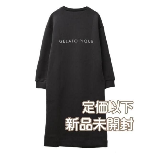 gelato pique(ジェラートピケ)の新品未開封 ジェラートピケ ポンチドレス 定価以下 レディースのルームウェア/パジャマ(ルームウェア)の商品写真