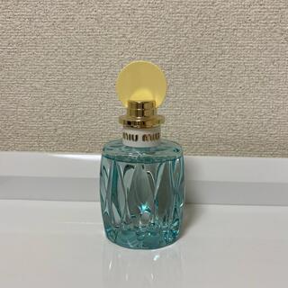 ミュウミュウ(miumiu)のミュウミュウ ロー ブルー オードパルファム 100ml(香水(女性用))