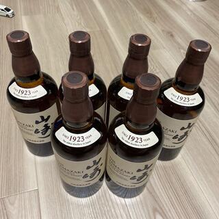 サントリー - サントリー 山崎 1923 シングルモルト ウイスキー 43度 700ml