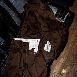 Dickies - tripster brown dickies S