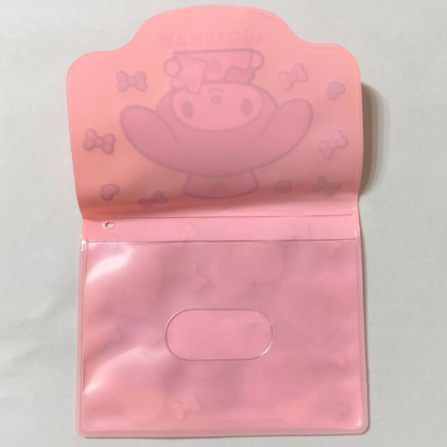 マイメロディ(マイメロディ)のレア 22年前 マイメロディ 安全ピン アンゼンピンセット カード入れ ナース エンタメ/ホビーのおもちゃ/ぬいぐるみ(キャラクターグッズ)の商品写真