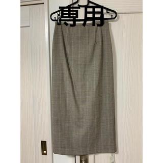 フレイアイディー(FRAY I.D)のタイトスカート(ひざ丈スカート)