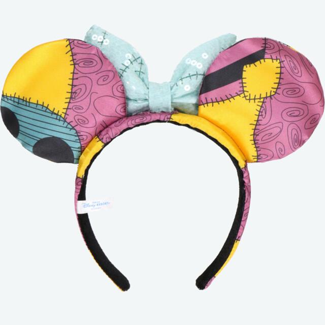 Disney(ディズニー)のディズニーハロウィン 2021 サリーカチューシャ レディースのヘアアクセサリー(カチューシャ)の商品写真