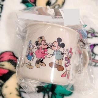 Disney - レトロミッキー ウェルカムフレンズ プラコップ