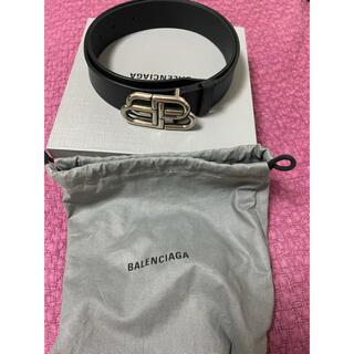 Balenciaga - Balenciaga バレンシアガ bbロゴ ベルト 85