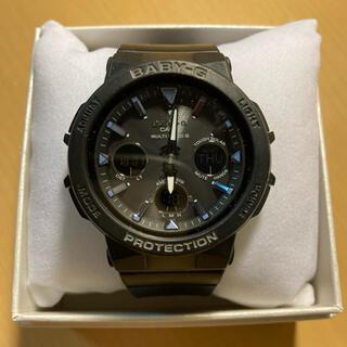 ベビージー(Baby-G)のCASIO ベビージー 腕時計 BABY-G ブラック BGA-2500(腕時計)