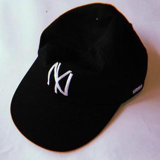 COMESANDGOES  Black Yankees Cap キャップ