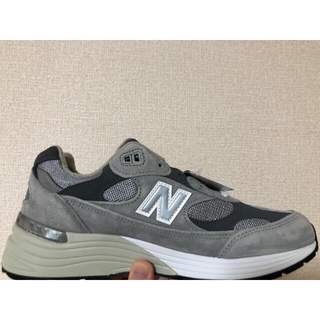 New Balance - ニューバランス M992GR 27cm