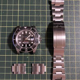 腕時計 自動巻き シードゥエラーtype 赤 3235