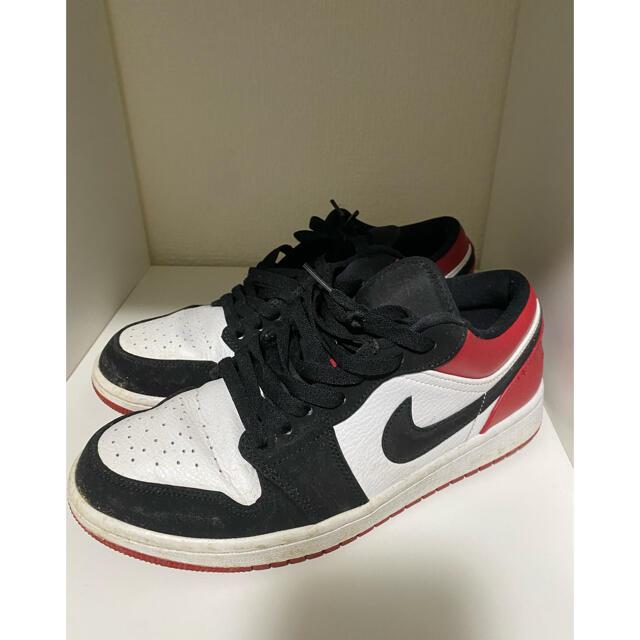 NIKE(ナイキ)のNike Air Jordan 1 low aj1 low 26.5 ジョーダン メンズの靴/シューズ(スニーカー)の商品写真