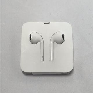 Apple - 【送料無料】Apple純正アクセサリ Lightningイヤホン/iPhone