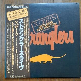 ストラングラーズ レコード