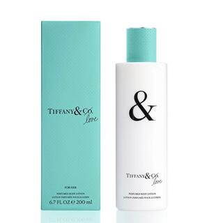 Tiffany & Co. - 美品 ティファニー & ラブ フォーハー ボディーローション 箱付き