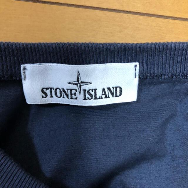 STONE ISLAND(ストーンアイランド)のSTONE ISLAND 10619 PULLOVER SHIRT ¥57200 メンズのトップス(その他)の商品写真