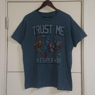 MARVEL - MARVEL マーベル Tシャツ アメコミキャラクター古着