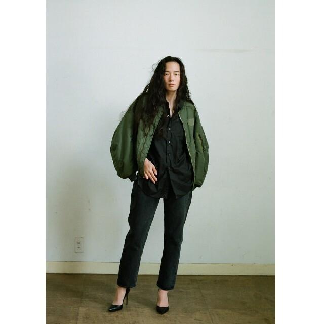 COMOLI(コモリ)のciota シオタ MA-1 ma1 21aw メンズのジャケット/アウター(ミリタリージャケット)の商品写真