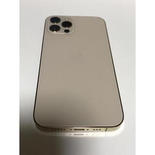 Apple - 値下不可 iphone12pro 512gb ゴールド 保証あり 美品 本体のみ