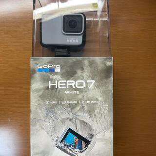 GoPro HERO7 WHITEセット