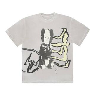フラグメント(FRAGMENT)のCACTUS JACK + KAWS FOR FRAGMENT TEE(Tシャツ/カットソー(半袖/袖なし))