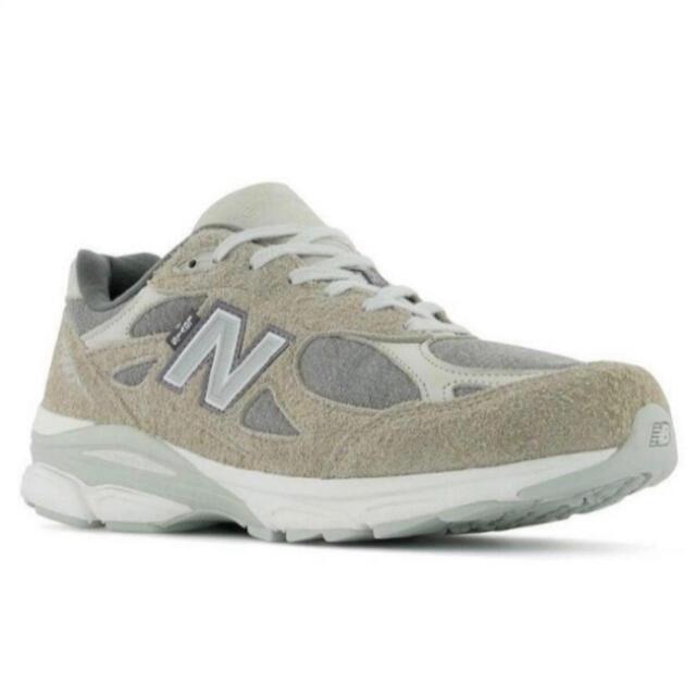 New Balance(ニューバランス)のニューバランス  LEVI'S × NEW BALANCE M990LV3 メンズの靴/シューズ(スニーカー)の商品写真