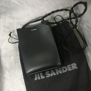 Jil Sander - 【人気】JIL SANDER TANGLE ショルダーバッグ