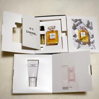 CHANEL - CHANEL 香水ルブランセラム