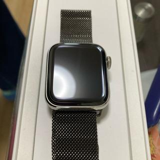 Apple - Apple Watch 4  ステンレスセルラー