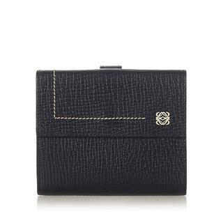 LOEWE - ロエベ 二つ折り財布 レディース 美品