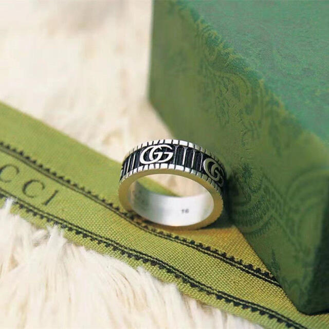 Gucci(グッチ)のリング レディースのアクセサリー(リング(指輪))の商品写真