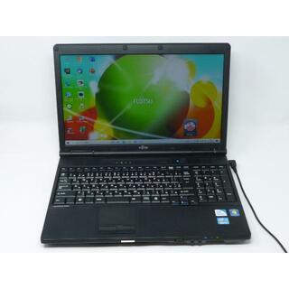 フジツウ(富士通)の富士通 ノートパソコン AH30/G Office2019 Corei5(ノートPC)