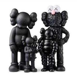 MEDICOM TOY - Kaws Family Black カウズ ファミリー ブラック 黒
