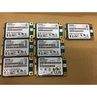 東芝 - 東芝 m SATA SSD128gb まとめ売り
