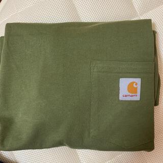 カーハート(carhartt)のカーハート Tシャツ カーキ 半袖(Tシャツ/カットソー(半袖/袖なし))