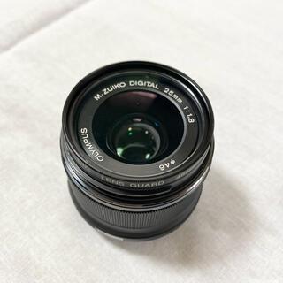 OLYMPUS - OLYMPUS M.ZUIKO DIGITAL 25mm F1.8 単焦点レンズ