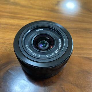 Panasonic - Panasonic LUMIX G VARIO 12-32mm F3.5-5.6