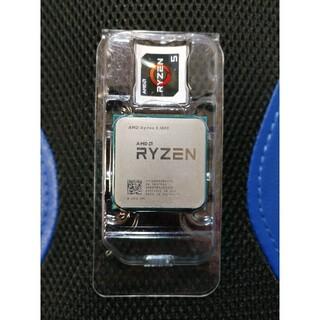 AMD Ryzen5 1600 BOX 純正クーラー付き