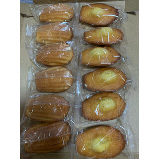 コストコ(コストコ)のコストコマドレーヌ12個(菓子/デザート)