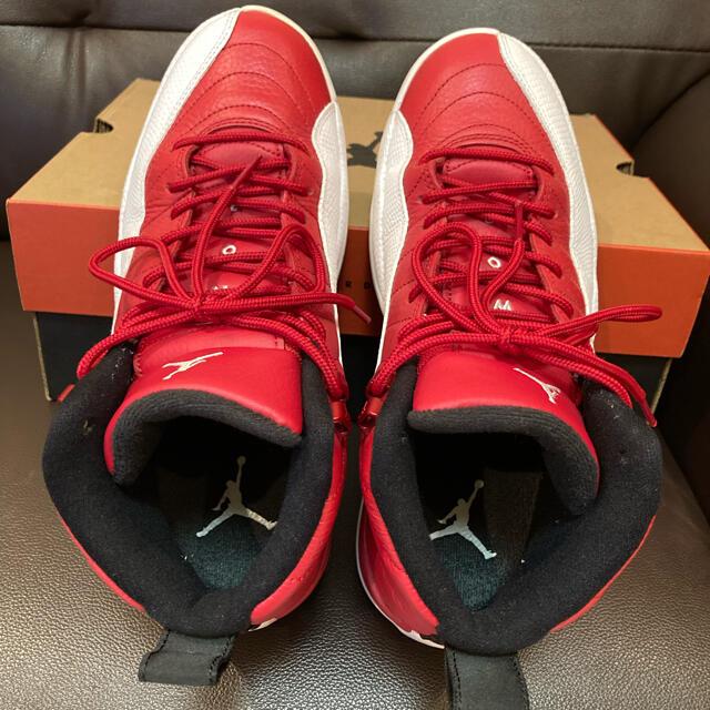 NIKE(ナイキ)のエース様専用ナイキ エア ジョーダン12 レトロ ジムレッド メンズの靴/シューズ(スニーカー)の商品写真