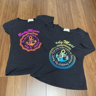 レディー(Rady)のRADYセット(Tシャツ(長袖/七分))