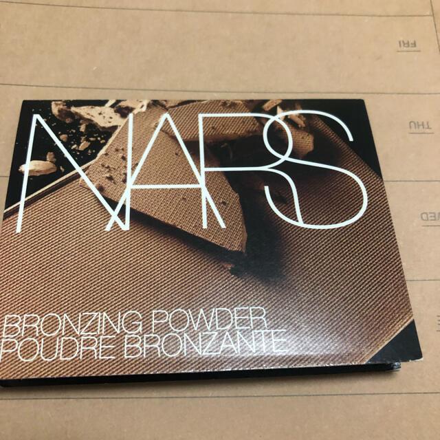 NARS ブロンズパウダー 5101N コスメ/美容のキット/セット(サンプル/トライアルキット)の商品写真