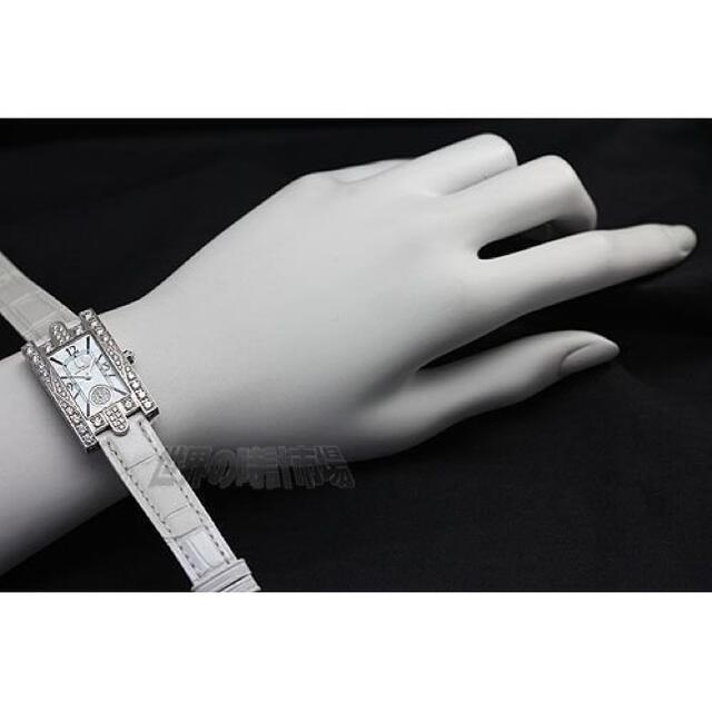HARRY WINSTON(ハリーウィンストン)の美品 HARRY WINSTON アヴェニュー クラシック オーロラ レディースのファッション小物(腕時計)の商品写真