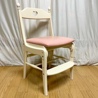 カリモクカグ(カリモク家具)の【karimoku】デスクチェアー(プリンセスアイボリー色) '09年製(デスクチェア)
