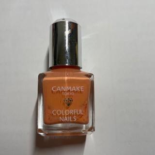 キャンメイク(CANMAKE)のキャンメイク カラフルネイルズ 65 ハニーオレンジ(1個)(マニキュア)