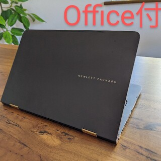 HP - HP Spectre 13-4129TU x360 正規Officeライセンス付